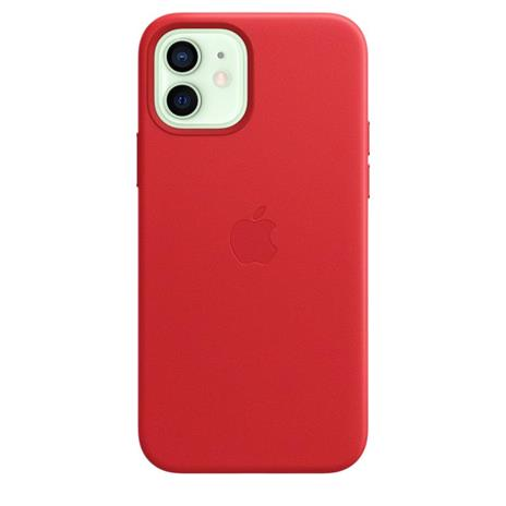 Apple Custodia MagSafe in pelle per iPhone 12   12 Pro - (PRODUCT)RED - 8