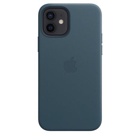 Apple Custodia MagSafe in pelle per iPhone 12 | 12 Pro - Blu Baltico - 2