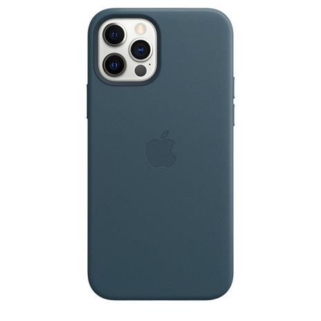 Apple Custodia MagSafe in pelle per iPhone 12 | 12 Pro - Blu Baltico - 6