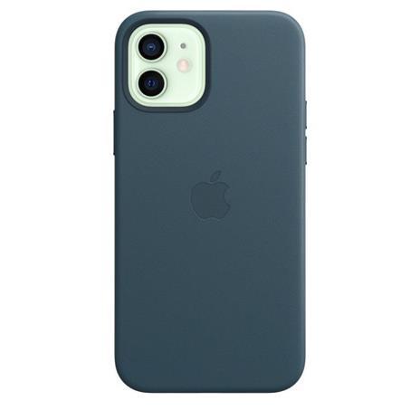 Apple Custodia MagSafe in pelle per iPhone 12 | 12 Pro - Blu Baltico - 8