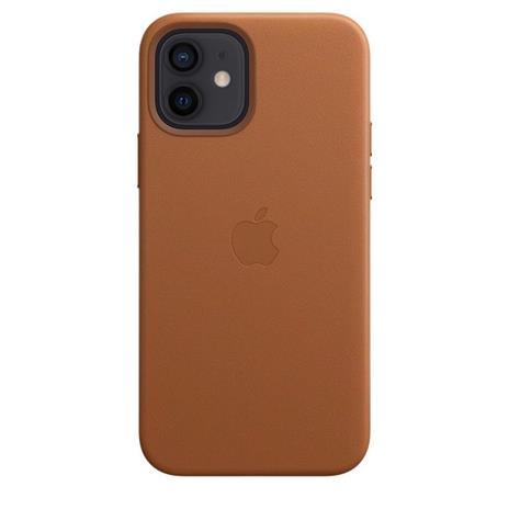 Apple Custodia MagSafe in pelle per iPhone 12 | 12 Pro - Cuoio - 2