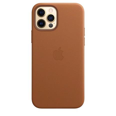 Apple Custodia MagSafe in pelle per iPhone 12 | 12 Pro - Cuoio - 4