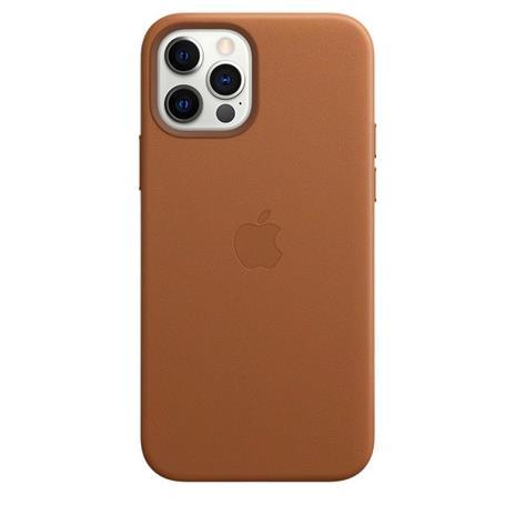 Apple Custodia MagSafe in pelle per iPhone 12 | 12 Pro - Cuoio - 6