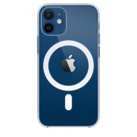 Apple Custodia MagSafe per iPhone 12 mini - Trasparente