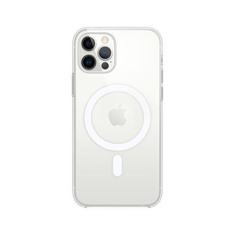 Apple Custodia MagSafe per iPhone 12 | 12 Pro - Trasparente