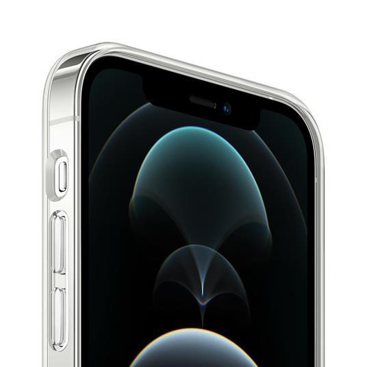 Apple Custodia MagSafe per iPhone 12 | 12 Pro - Trasparente - 2