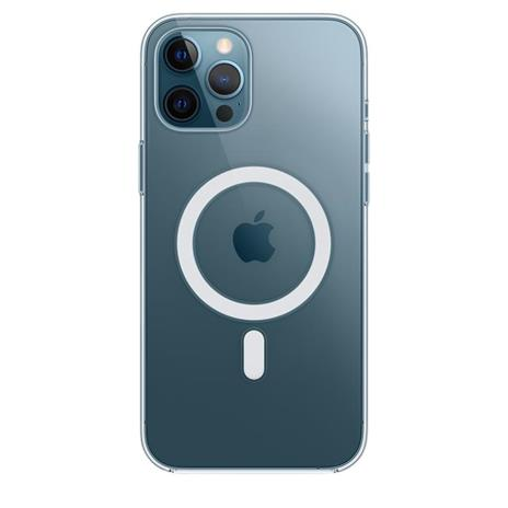 Apple Custodia MagSafe per iPhone 12 Pro Max - Trasparente