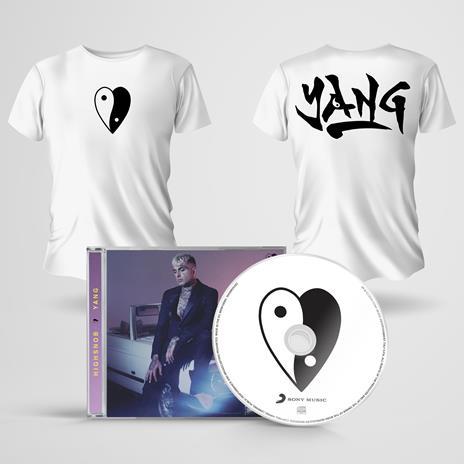 Yang (Esclusiva LaFeltrinelli e IBS.it - Limited CD Edition + T-Shirt) - CD Audio di Highsnob - 2