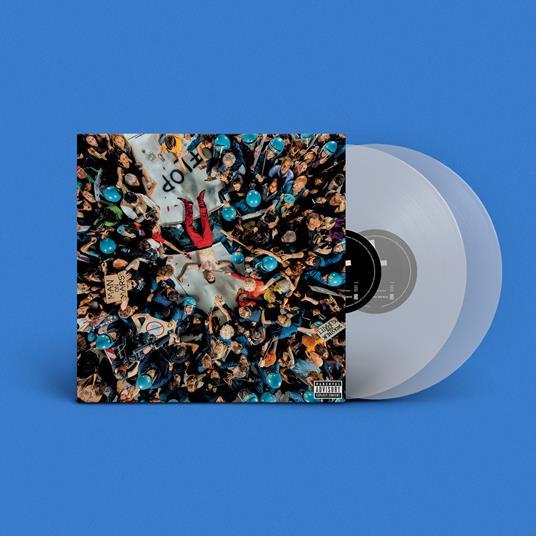 FLOP (Esclusiva LaFeltrinelli e IBS.it - Crystal Coloured Vinyl) - Vinile LP di Salmo - 2