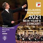 Neujahrskonzert 2021 (New Year's Concert)