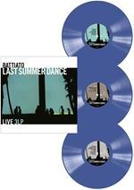 Last Summer Dance (Blue Coloured Vinyl)