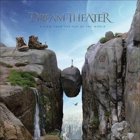 A View from the Top of the World (2 LP + CD) - Vinile LP + CD Audio di Dream Theater