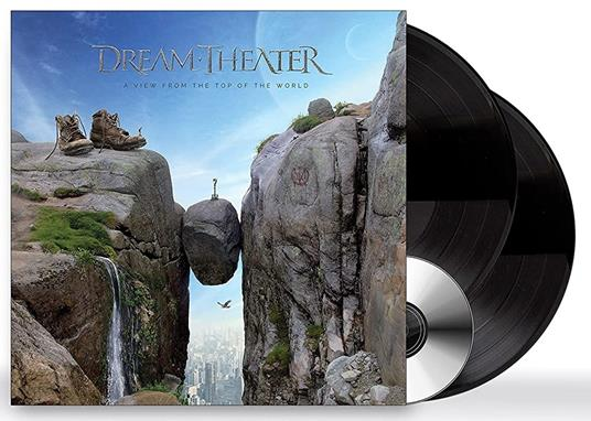 A View from the Top of the World (2 LP + CD) - Vinile LP + CD Audio di Dream Theater - 2