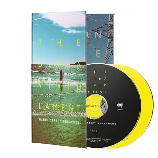 The Ultra Vivid Lament (Deluxe Edition) - CD Audio di Manic Street Preachers