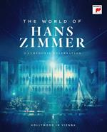 The World of Hans Zimmer. A Symphonic Celebration: Live at Hollywood in Vienna (Blu-ray)