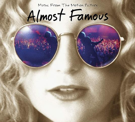 Almost Famous (20th Anniversary Edition) - CD Audio