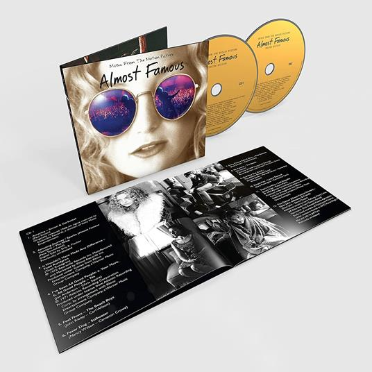 Almost Famous (20th Anniversary Edition) - CD Audio - 2