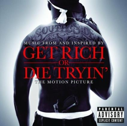 Get Rich or die Tryin' (Colonna sonora) - CD Audio
