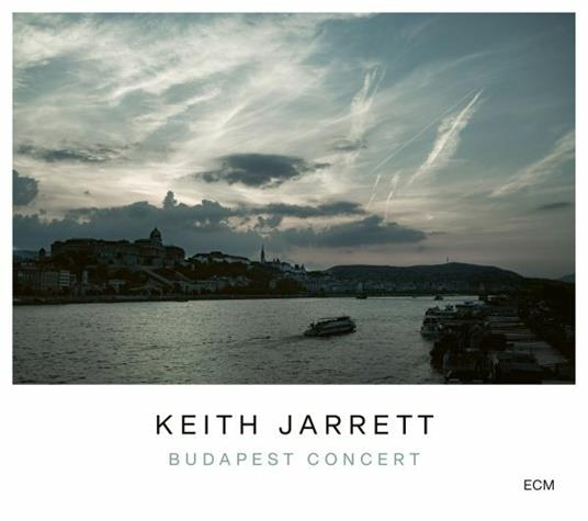 Budapest Concert - CD Audio di Keith Jarrett