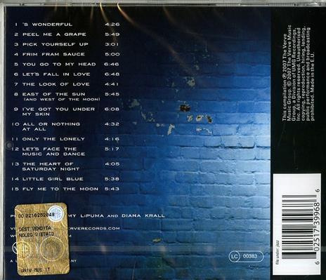 The Very Best of Diana Krall - CD Audio di Diana Krall - 2