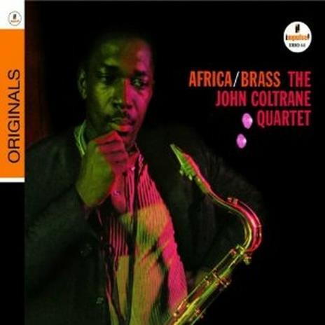 Africa / Brass - CD Audio di John Coltrane - 2