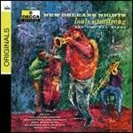New Orleans Jazz - CD Audio di Louis Armstrong