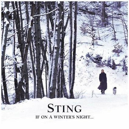 If on a Winter's Night - CD Audio di Sting