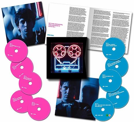 Keychains & Snowstorms - CD Audio + DVD di Soft Cell - 2
