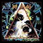 The Hysteria Singles (10 45 giri)