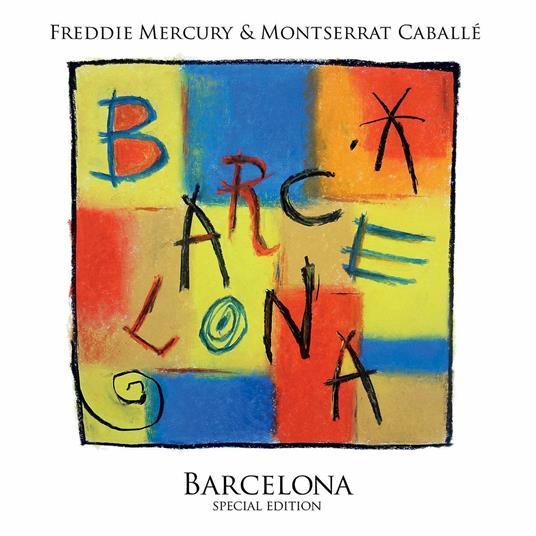 Barcelona - Vinile LP di Montserrat Caballé,Freddie Mercury