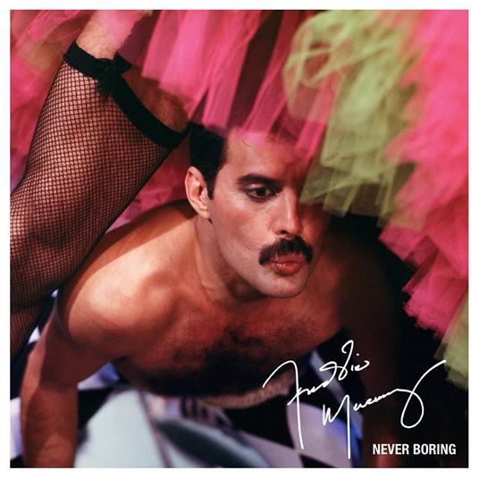 Never Boring (Box Set) - CD Audio + DVD + Blu-ray di Freddie Mercury