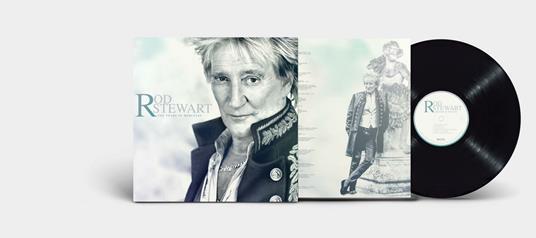 The Tears of Hercules - Vinile LP di Rod Stewart - 2