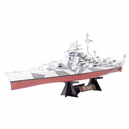 Nave Battleship Titpitz. Academy AC14211