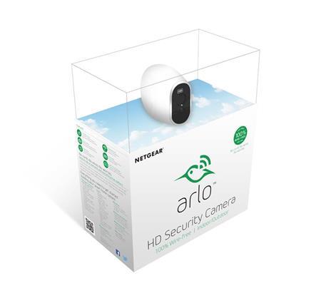 IP Camera Sistema di Sicurezza Netgear Arlo Smart Home Kit 1 + Arlo Station - 24