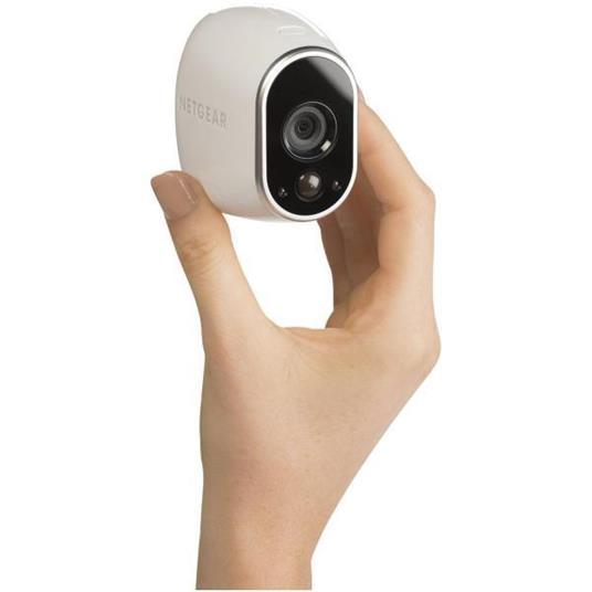 IP Camera Sistema di Sicurezza Netgear Arlo Smart Home Kit 1 + Arlo Station - 2