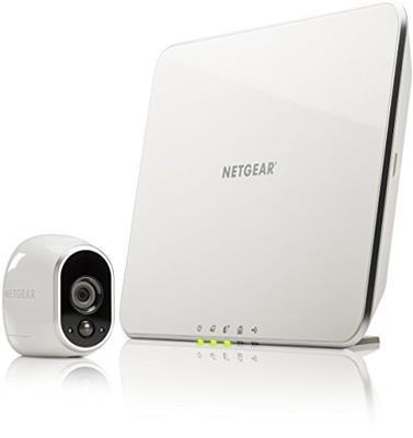 IP Camera Sistema di Sicurezza Netgear Arlo Smart Home Kit 1 + Arlo Station - 16