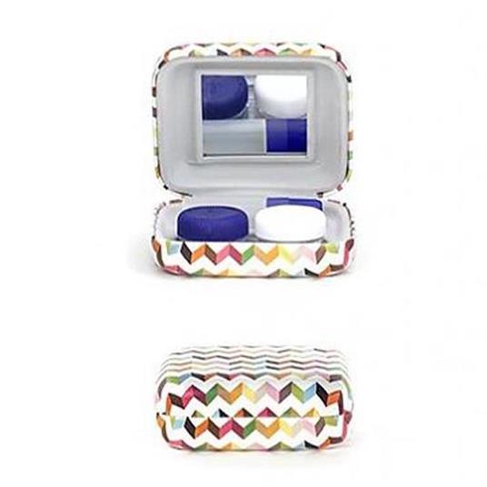 Porta lenti Contact Lens Kit Colored