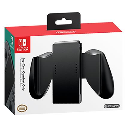 PowerA Joy-Con Comfort Grip Clip per controller per videogiochi