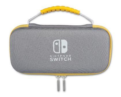 BDA 1514694 Custodia a scorrimento Nintendo Grigio