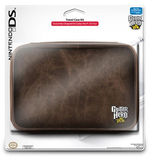 BD&A NDS Lite Guitar Hero Leather Case - 2