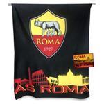 Plaid Pile Roma Calcio Ufficiale Originale As Roma e Cartolina