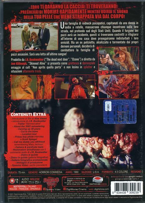 Skinned Alive (DVD) di Jon Killough - DVD - 2