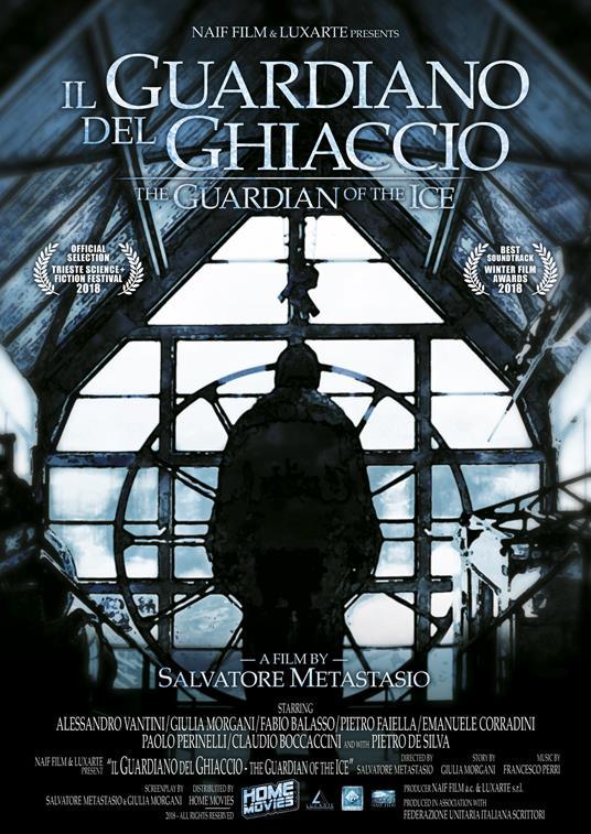 Il guardiano del ghiaccio (DVD) di Salvatore Metastasio - DVD