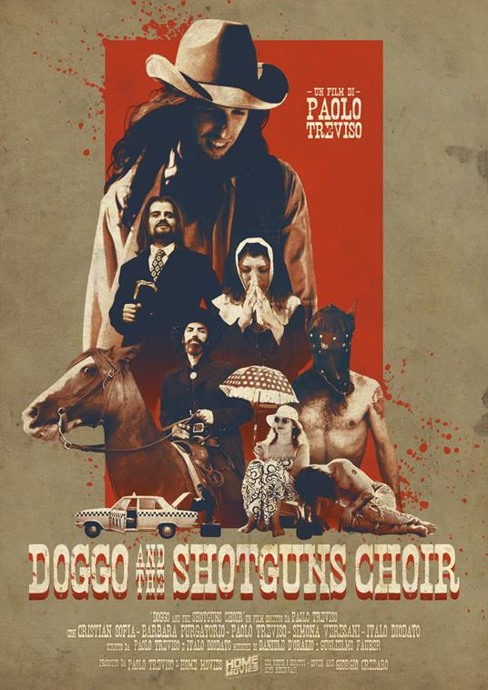 Doggo and the Shotguns Choir (DVD) di Paolo Treviso - DVD