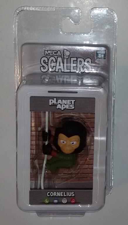 Neca Scalers Cornelius Planet Apes Figure 5cm