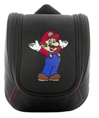 BB Borsa Zaino ufficiale Mario 3DS XL