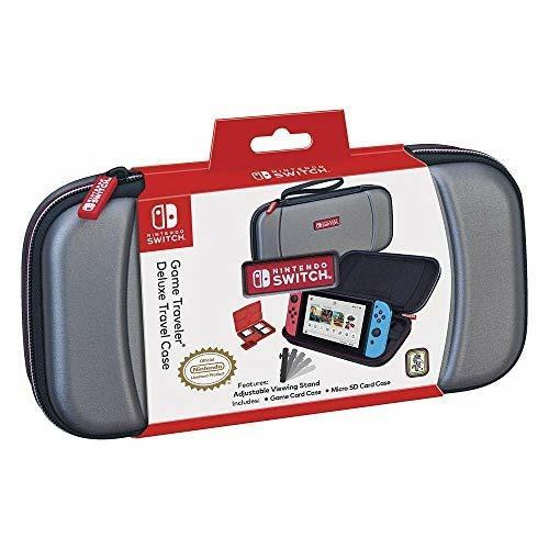 BB Custodia Trasp.Grigia Nintendo Switch