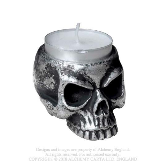 Candelabro Skull