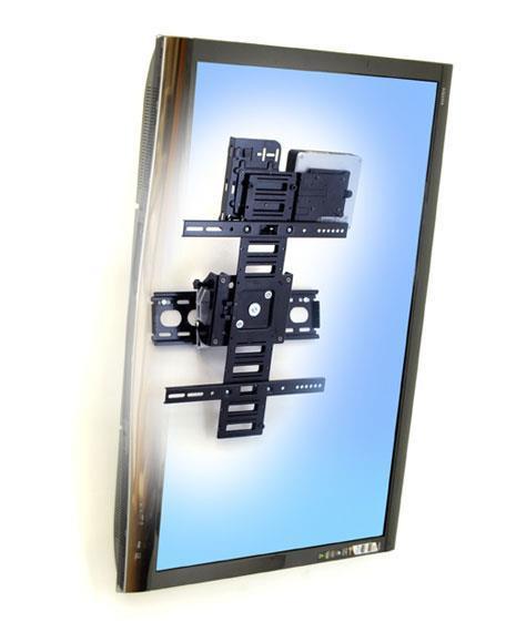 "Ergotron SIM90 Signage Integration Mount 81,3 cm (32"") VESA Nero - 3"