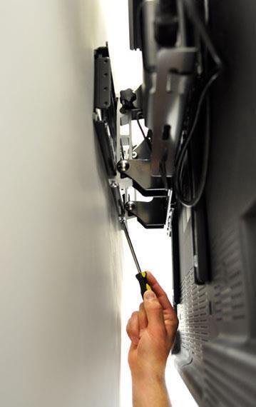 "Ergotron SIM90 Signage Integration Mount 81,3 cm (32"") VESA Nero - 4"